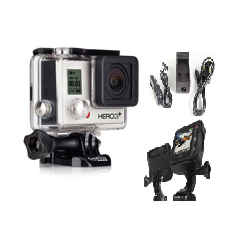 Camera Plus any 2 Accessories Bundle